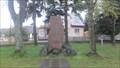 Image for WWI Monument - Miretice - Czech Republic / Památník obetem 1. sv. války