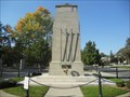 Image for London War Cenotaph - London, Ontario, Canada
