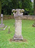 Image for Old Cross, St. Wilfred Church, Hickleton, Doncaster.