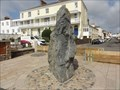 Image for Millennium Standing Stone - Havre des Pas, Jersey, Channel Islands