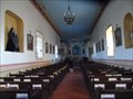 Image for Cathedral of San Carlos Borromeo Walls  -  Monterey, CA