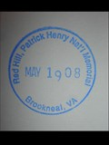 "Image for ""Red Hill, Patrick Henry Nat'l Memorial - Brookneal, VA"" - Museum Shop"