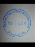 "Image for ""Red Hill, Patrick Henry Nat'l Memorial - Brookneal, VA"" - Museum Shop"