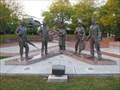 Image for The Bristol War Memorial - Bristol, VA