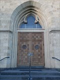 Image for Doorway kath. Kirche St. Florin - Bell, RP, Germany