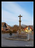 Image for A Cross on the village square (Kríž na návsi) - Skorenice, Czech Republic