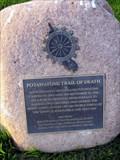Image for Potowatomi Trail of Death - Riverton, Illinois