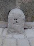 Image for Borne hectométrique - Revest-du-Bion (04), Fr