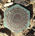 Image for USCGS Dayton-Harris Gravity Station Disk: GS0206