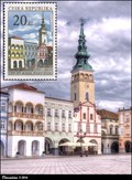 Image for 700 let mesta Nový Jicín / 700th anniversary of town Nový Jicín (North Moravia)