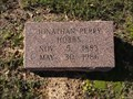 Image for Jonathan Perry Hobbs - Cool Springs Cemetery - Van Zandt County, TX