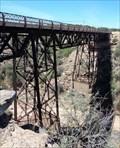 Image for Querino Canyon Bridge - Historic Route 66 - Apache County, Arizona, USA.