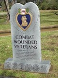 Image for Veterans Plaza Purple Heart - Longview, TX