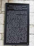 Image for Gettysburg Address - Antietam National Cemetery