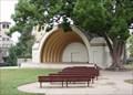 Image for Gold Band Shell, Memorial Park  -  Pasadena, CA