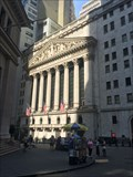 Image for New York Stock Exchange - New York, NY