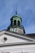 Image for Klokkespillet på Bogense rådhus - Bogense, Denmark