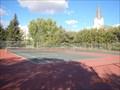 Image for Muskoseepi Park Tennis Courts - Grande Prairie, Alberta