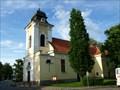 Image for kostel Nejsvetejší Trojice, Cimelice, Czech republic