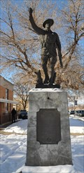 Image for Beaver County WWI Memorial ~ Beaver, Utah