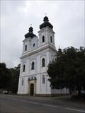 Image for Poutní barokní chrám Panny Marie Bolestné - Sloup, Czech Republic