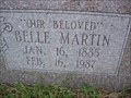Image for 102 - Belle Martin - Oklahoma City, OK