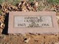 Image for 101 - Amanda E. Crawford - Fairlawn Cemetery - OKC, OK