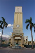 Image for Michael & Madelyn Savarick Tower Clock - Boca Raton, Florida