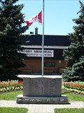 Image for UNIONVILLE MEMORIAL  --  Unionville, Ontario