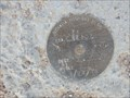 Image for NV DOT Survey Marker  NYT101 - US 95 - Amargosa Valley, NV
