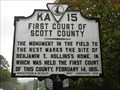 Image for First Court of Scott County