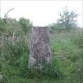 Image for O.S. Triangulation Pillar - The Roundie, Birkhill, Angus.