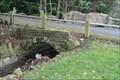 Image for Bridge Over Stream In Horton Park - Bradford, UK