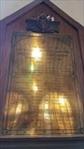 Image for Memorial Plaque - All Saints, Murston - Sittingbourne, Kent