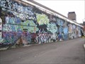 Image for Graffiti - Catharine N approaching King William, Hamilton ON