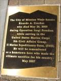 Image for Ricado A. Crocker - Mission Viejo, CA