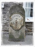 Image for Castle Street Milestone, Mere, Wiltshire.