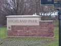 Image for Highland Park--Rochester, NY