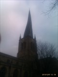 Image for Intersected Station, St Mary and All Saints Church Spire - Chesterfield, Derbyshire