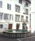 Image for Rathaus-Brunnen - Brugg, AG, Switzerland