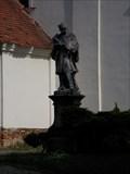 Image for Sv. Jan Nepomucký - Modrice, CZ