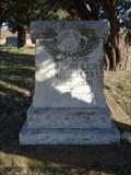 Image for W.J. Miller - Winn Hill Cemetery - Jack County, TX