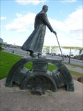 Image for 2244 Tesla Asteroid and Nicola Tesla Statue - Niagara Falls, ON, Canada