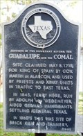 Image for Junction of Two Important Rivers, the Guadalupe and the Comal