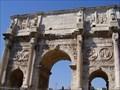 Image for Arco de Constantino - Rome, Italia