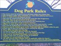 Image for Barber Park Dog Park ~ Orlando Florida.