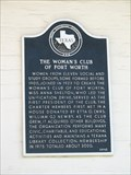 Image for Woman's Club of Fort Worth
