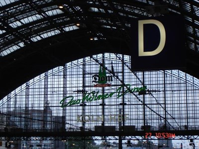 Köln hauptbahnhof germany train stations depots on waymarking com