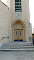 Image for Central Lutheran Church Doorway - Spokane, WA