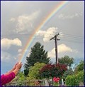 Image for Hold on to the End of a Rainbow.